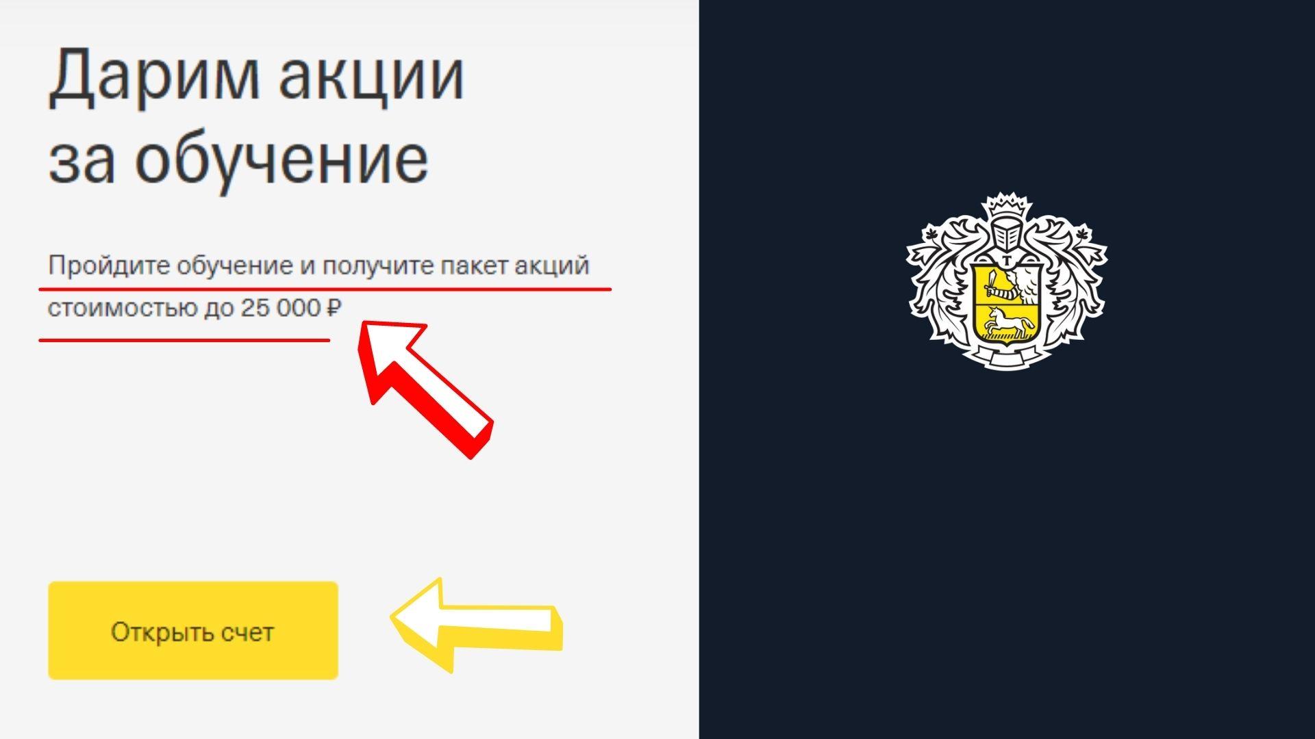 Как купить акции Яндекса физическому лицу. Обучение
