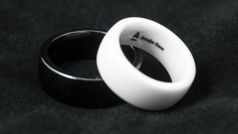 Внешний вид кольца